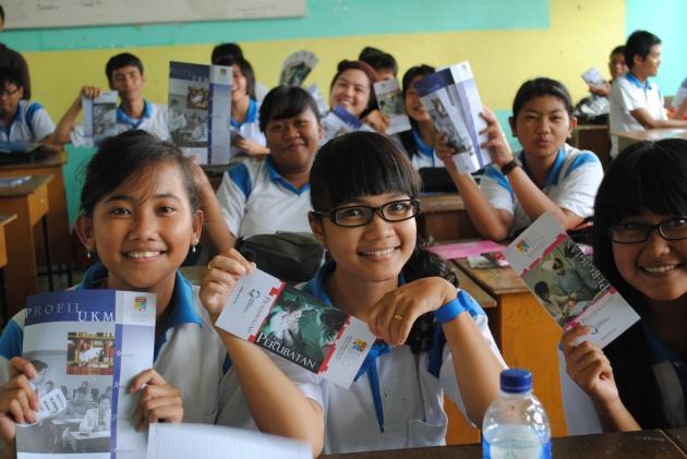 Sosialisai Perguruan Tinggi di SMA Negeri 1 Tanjungpinang
